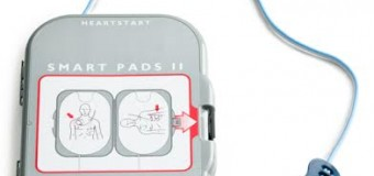New Options For AED Defibrillators: m5070a Battery and Pads